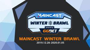 DOTA2Maincast Winter Brawl直播