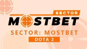 DOTA2Sector MostBet直播