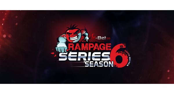X-Bet暴走系列赛 第六季