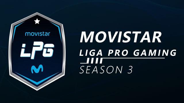 Movistar LPG联赛 第三季