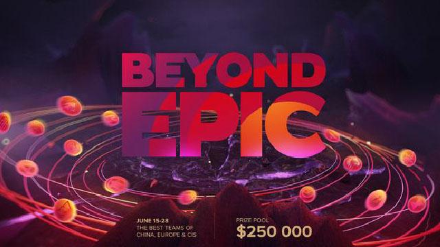BEYOND EPIC 欧洲/独联体