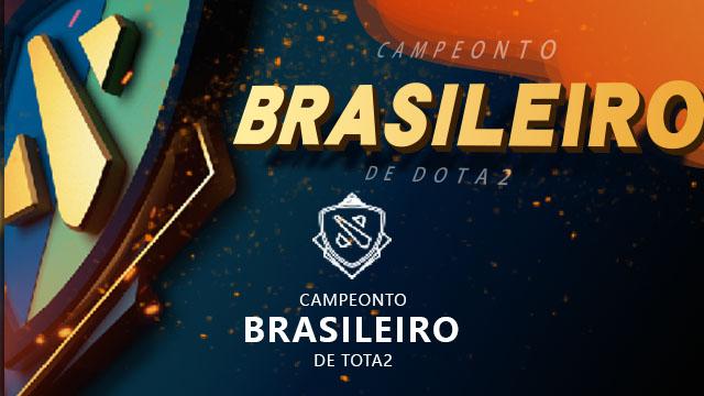 巴西DOTA2冠军联赛
