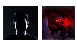 Moogy+Shadow Demon