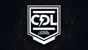 英雄联盟2018 CDL公开赛直播