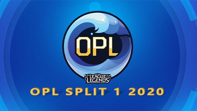 2020 OPL第一季