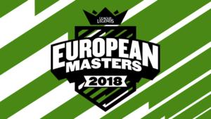 英雄联盟2018 EM春季赛直播