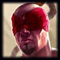 英雄联盟比赛盲僧