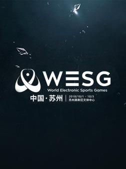 WESG 2018 中国总决赛