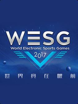 WESG 2017 中国总决赛