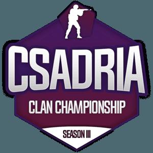 CSGOCSadria Clan Championship Season 3 Finals直播