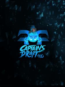 DOTA2Captains Draft 4.0联赛 预选赛直播