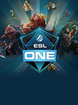 ESL One预选赛